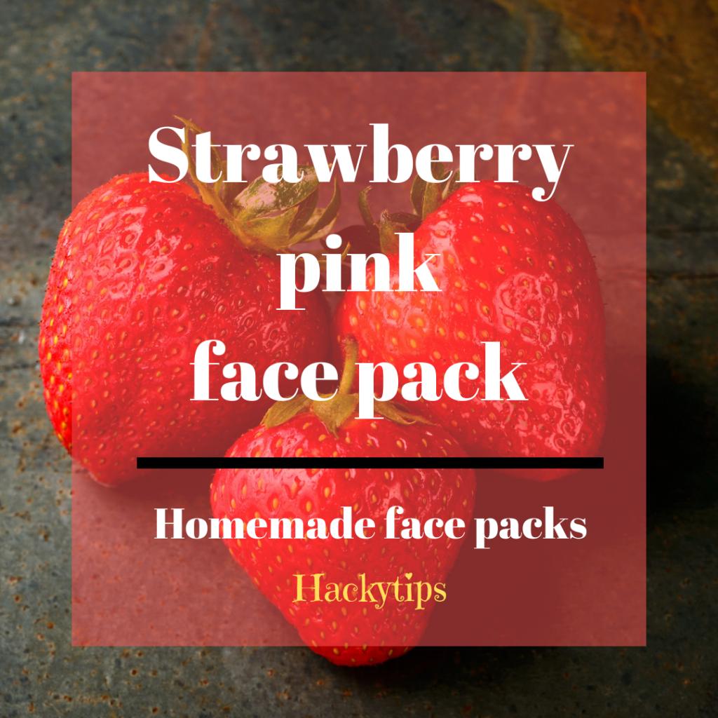 Homemade face packs