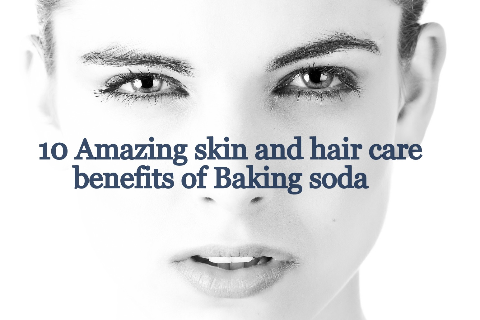 11 Amazing Beauty Benefits of Baking Soda  Skin & Hair care tips