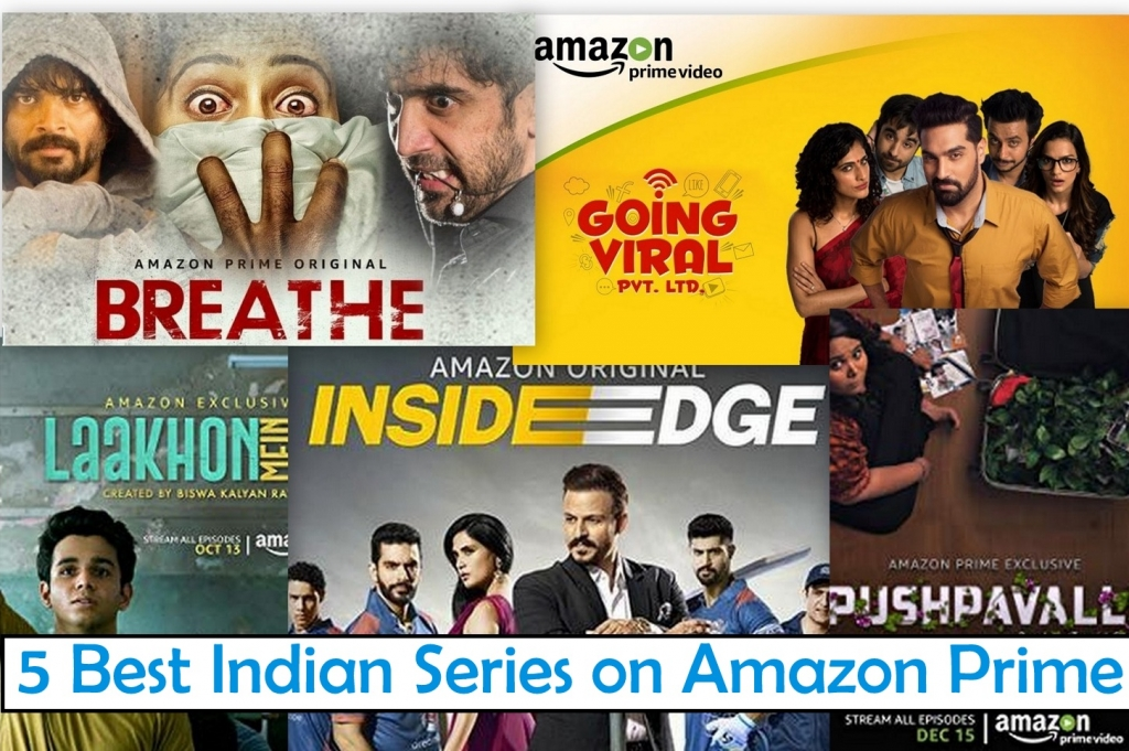 Top 8 Hindi TV Series on Amazon Prime | Best Hindi TV Shows