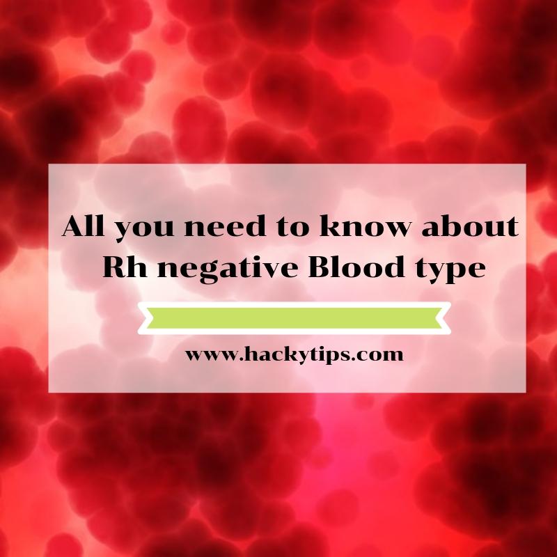 Rh negative and pregnancy