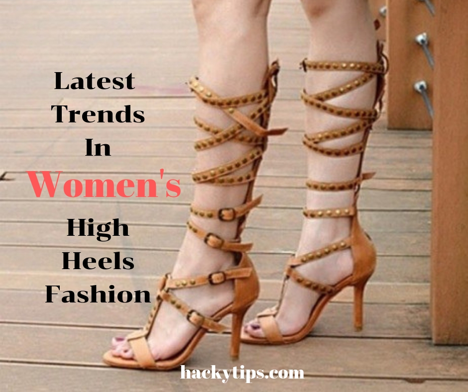 0598ecce762 A lot of discussions, debates, researches, studies have been done on High  Heels. There are 3 types of women; Women who wear High Heels & Walk with  their ...