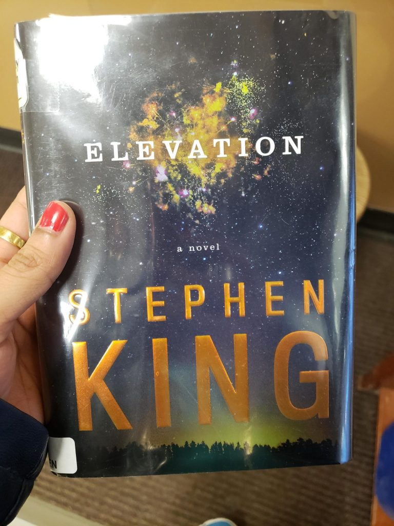 Stephan King book review