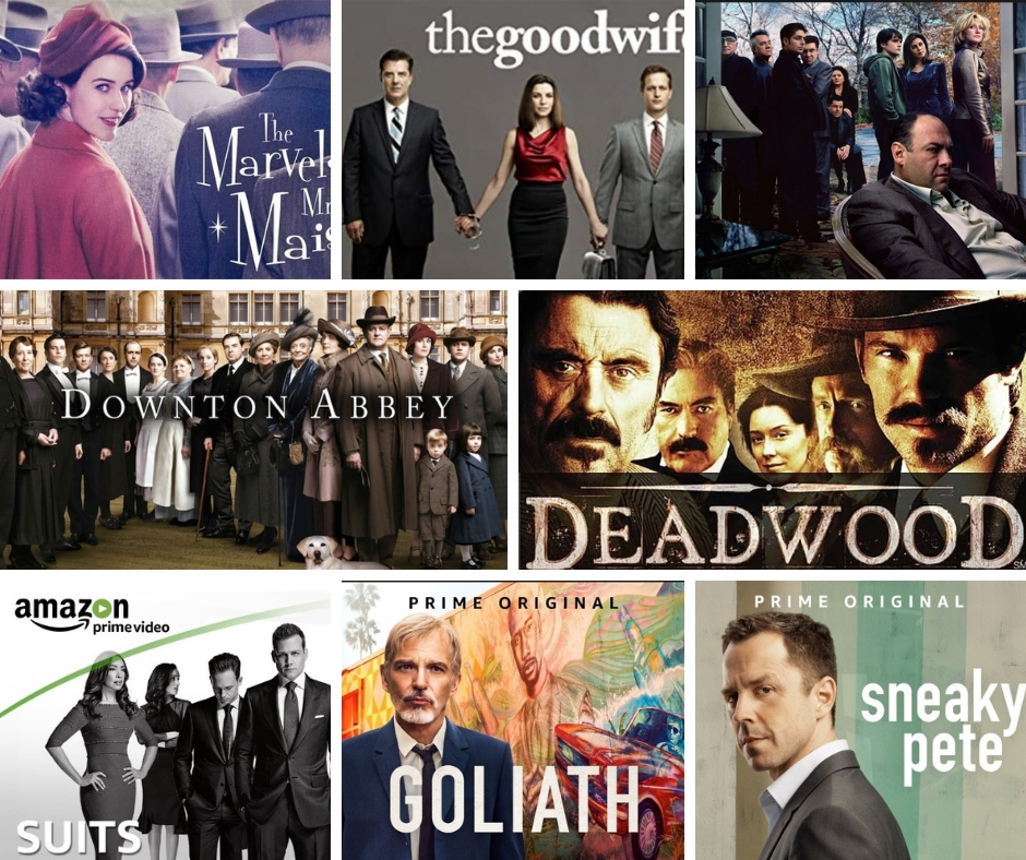 Iconic TV shows: Best TV shows on Amazon Prime