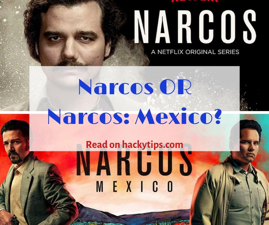 Narcos on Netflix
