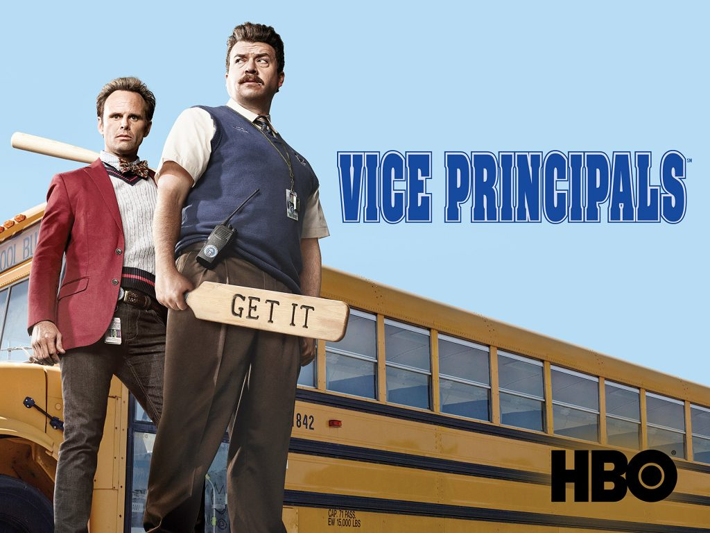 Vice Principals on HBO
