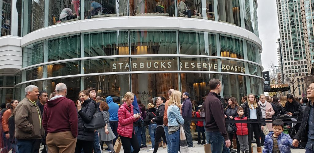 World's Largest Starbucks