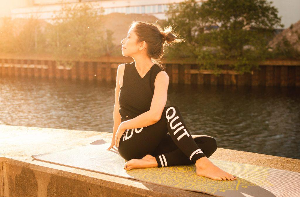 Simple Yogasana