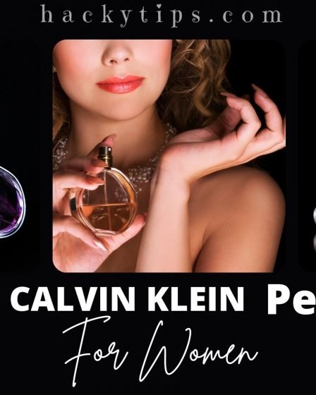 Calvin Klein Perfumes for wome
